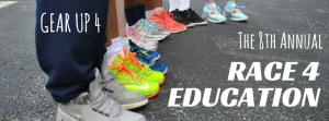Gear up 4 Race 4 Education Shoes