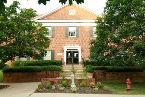 Mother of God School Building