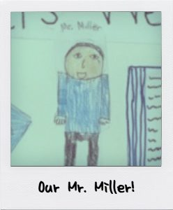 Our Mr. Miller Drawing