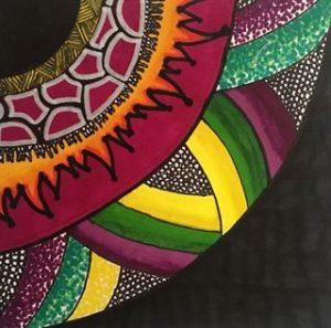 Art Class Circle Project
