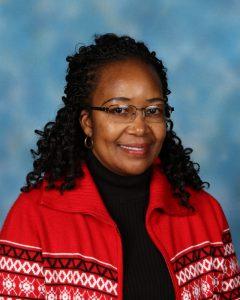 Mrs. Adveline Minja