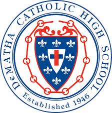 DeMatha High School Logo