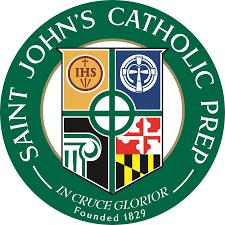 St. John's Catholic Prep Logo