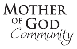 Mother of God Community Logo