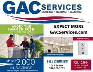 GAC Services ad