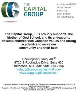 The Capital Group Logo