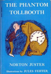 Phantom Tollbooth Playbill