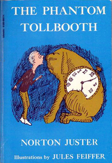 Phantom Tollbooth Playbill