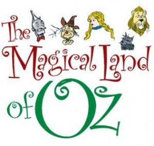 The Magical Land of Oz Playbill