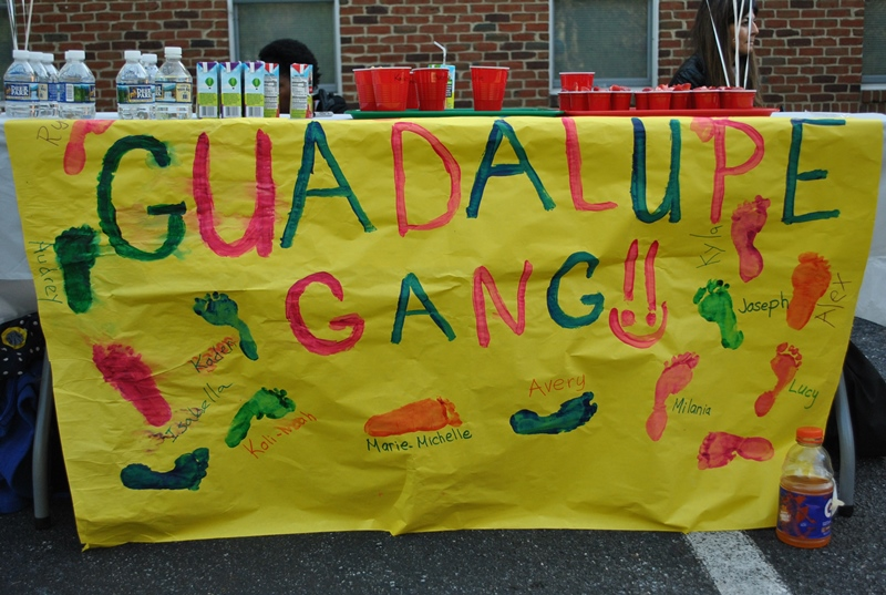 Guadalupe Race 4 Education Banner