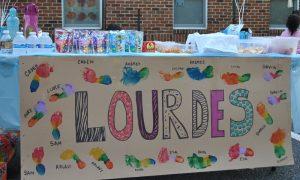 Lourdes Race 4 Education Banner
