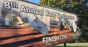 Race 4 Education Sign