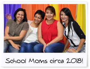 School Mom Volunteers