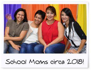 School Mom Volunteers