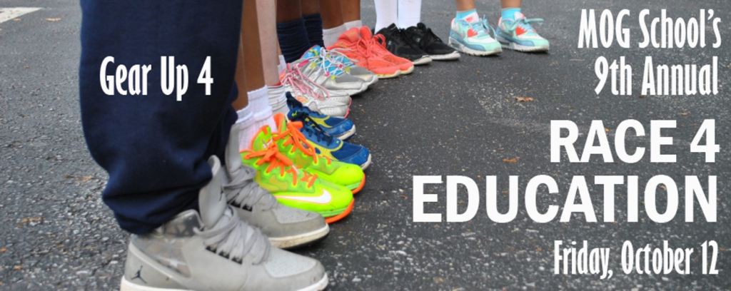 Race 4 Education Gear Up 2018