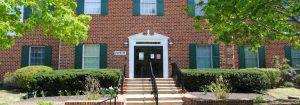 Mother of God School Front Entrance
